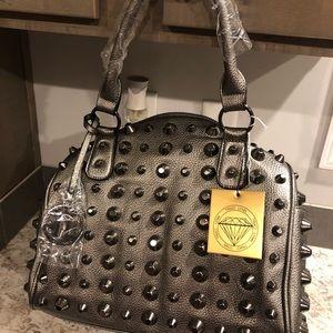 Stud N' Chic Handbag